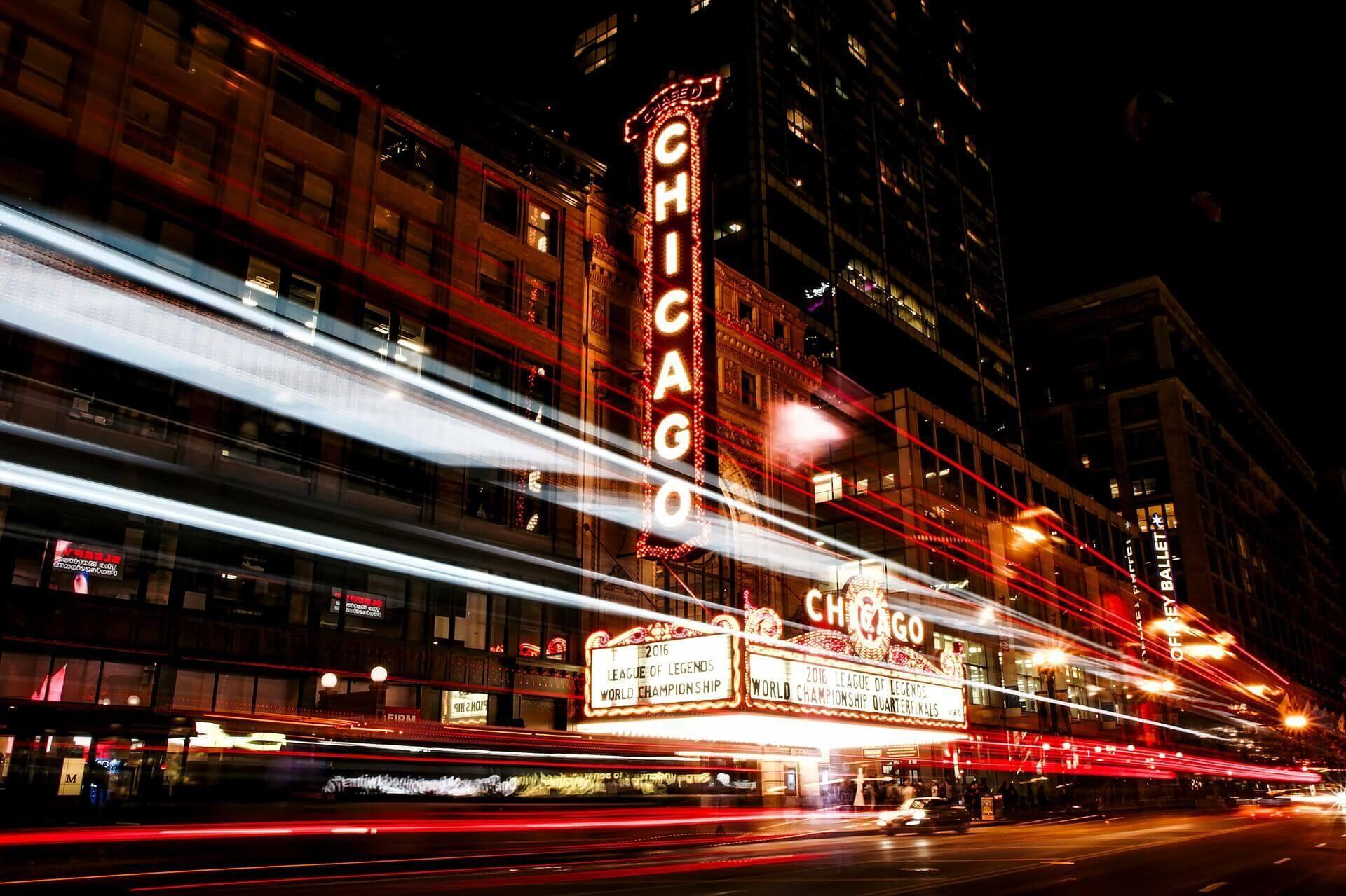 シカゴの劇場