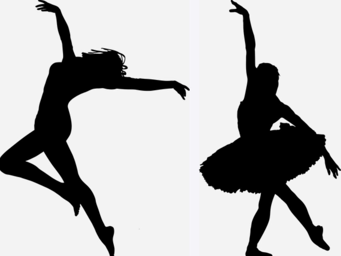 ダンスのイラスト